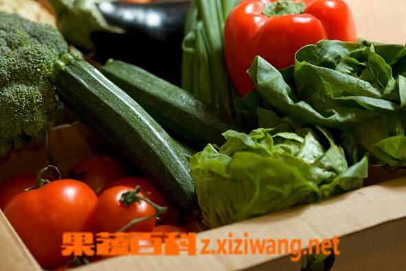 果蔬百科强碱性食物